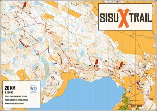 SisuXtrail 20 km