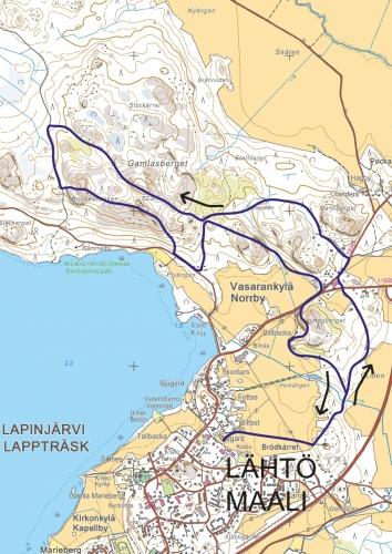 SisuXtrail2019 10 km