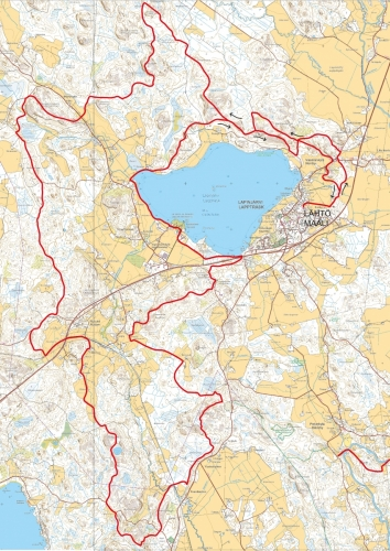 SisuXtrail2019 50 km