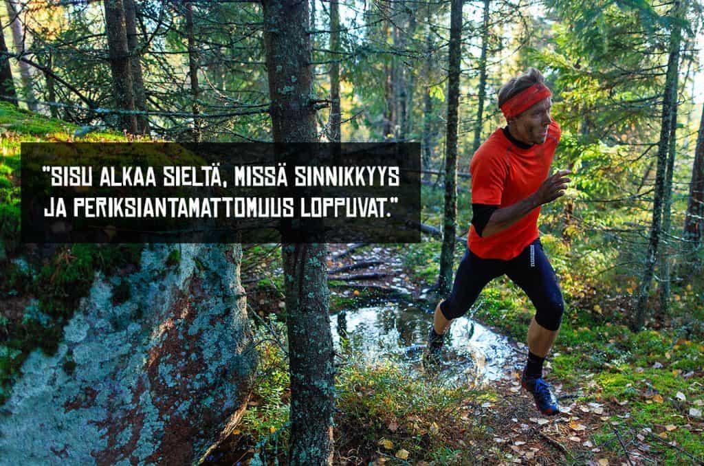 Polkujuoksutapahtuma Lapinjärvi