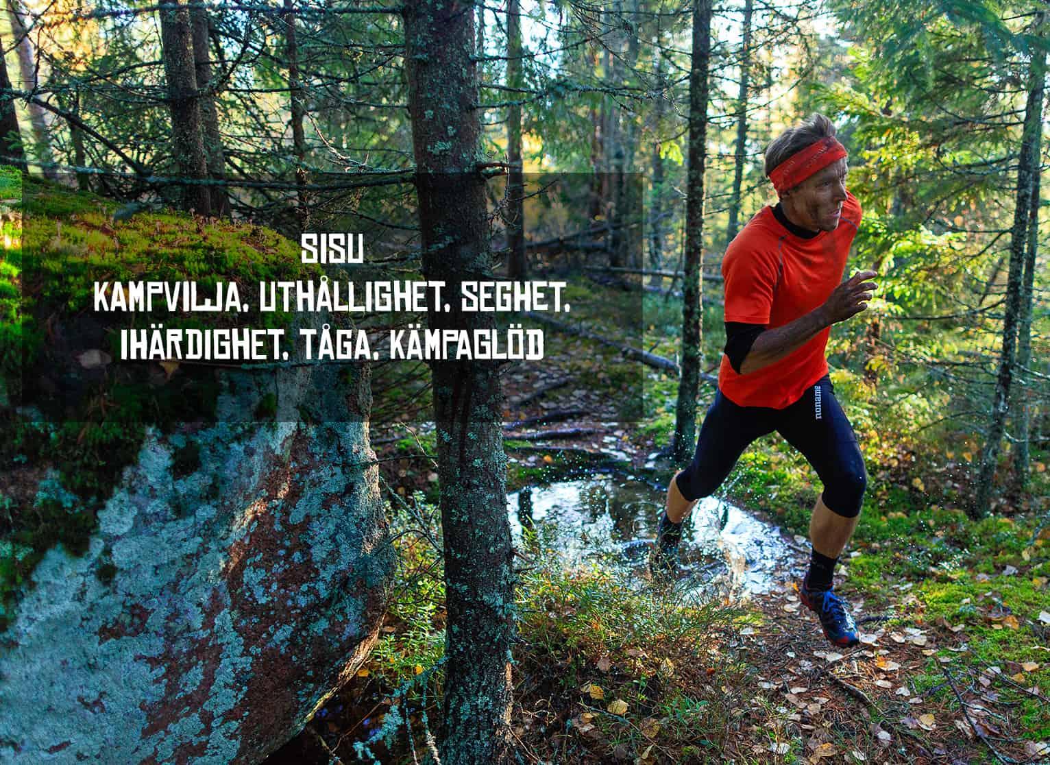 SisuXtrail traillöpning