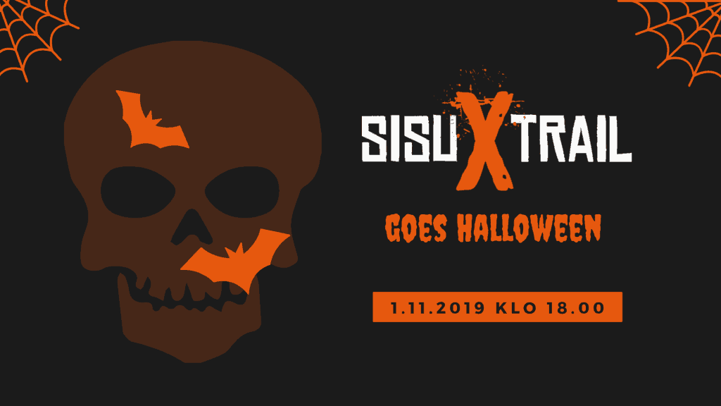 SisuXtrail Goes Halloween